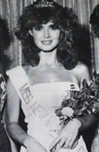 Former Miss New England, Kelly Jean. Developer of Prophet Skincare all natural anti-aging skin care.